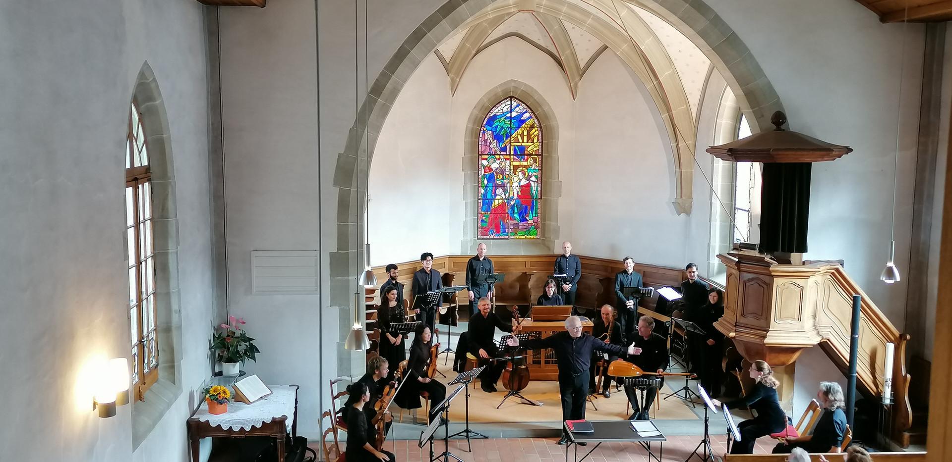 Concert Zelenka octobre 2020