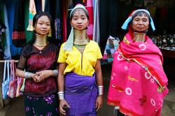 Karen Tribe Women.Northern Thailand