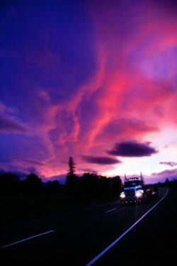 Freeway. New Zealand