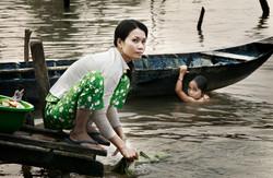 Delta Mekong River, Vietnam