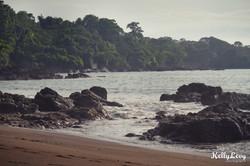 Cocolito Beach, Drakes Bay, CR