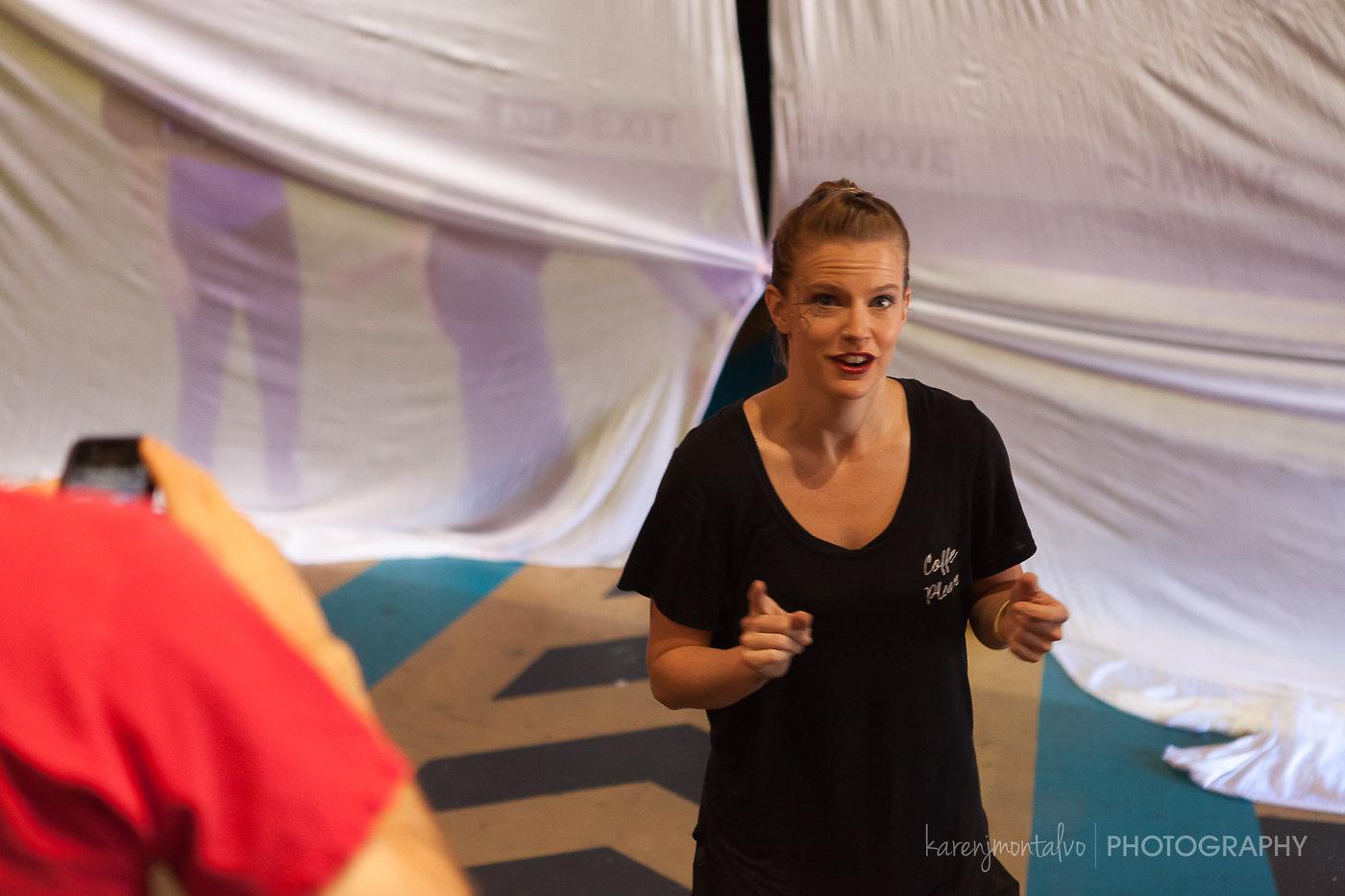 Danni teaching