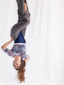 MCKELL ANDERSON Aerial Fabric Master Trainer & curriculum contributor for Dragonfly licensing