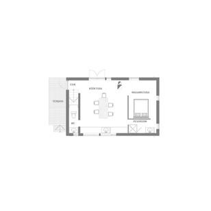 alumine korrus / ground floor