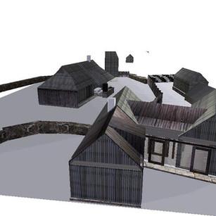 21. sajandi kodu Lahemaal