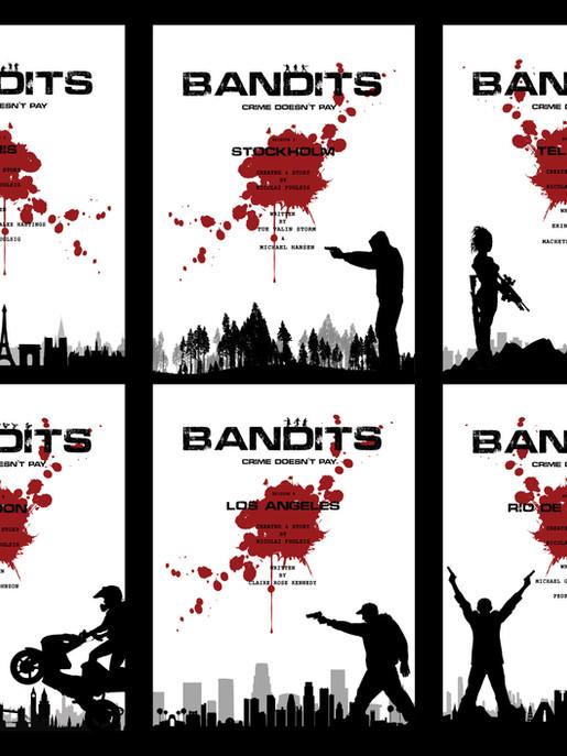 BANDITS - Script Cover Pages