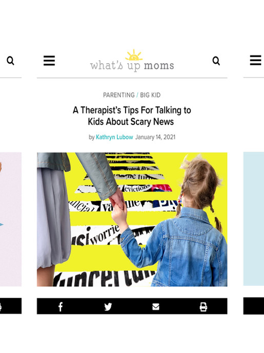 WHAT'S UP MOMS - Story Art