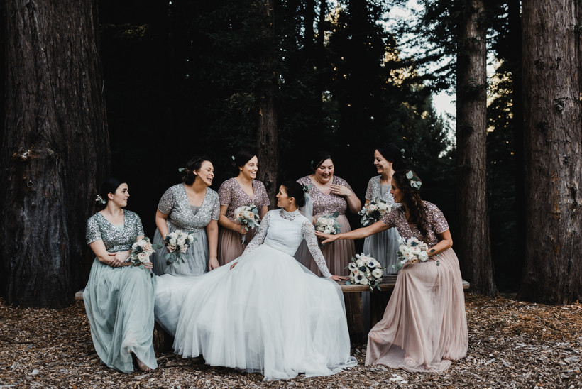 woodside california wedding