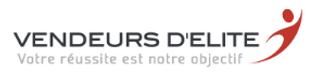 Logo Vendeurs d'Elite formations et conférences vente et motivation - Michaël Aguilar