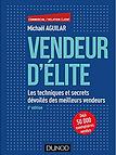 Vendeur d'élite - Michaël Aguilar - Dunod - 6ème édition