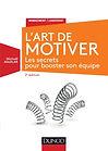 L'art de motiver - Michaël Aguilar - Dunod