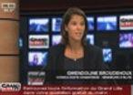 Interview Gwendoline Broudehoux Grand Lille TV
