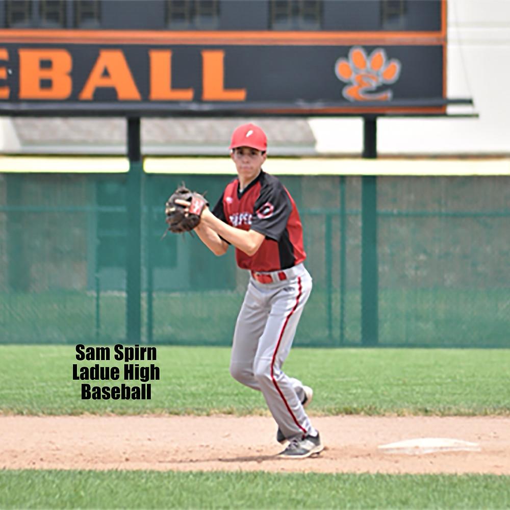 Sam Spirn, Baseball