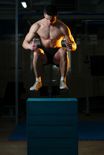 Bounding Box Jump