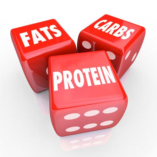 Fats Carbs Proteins