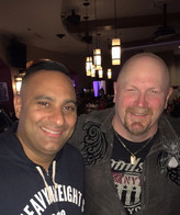 Russell Peters and Ken