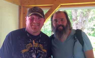 Steve Earle and Ken McCoy