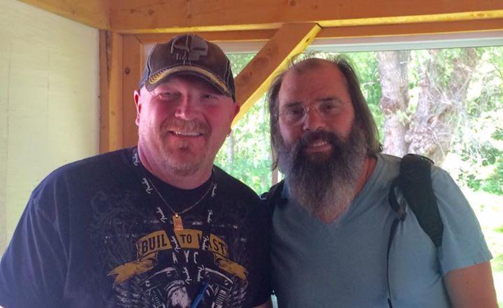 Steve Earle and Ken McCoy