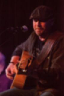 Ken McCoy performing Live