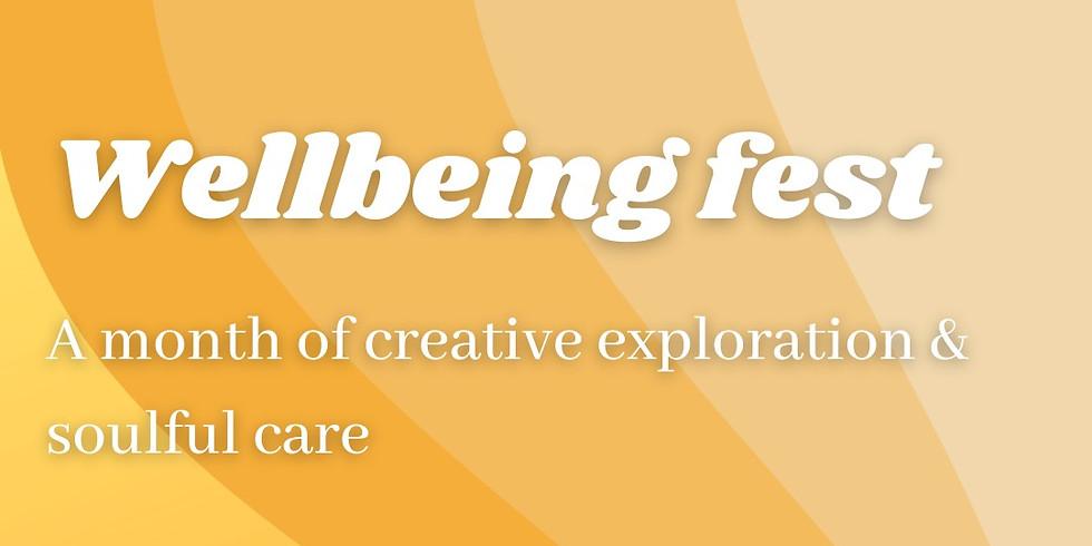 Wellbeing Fest
