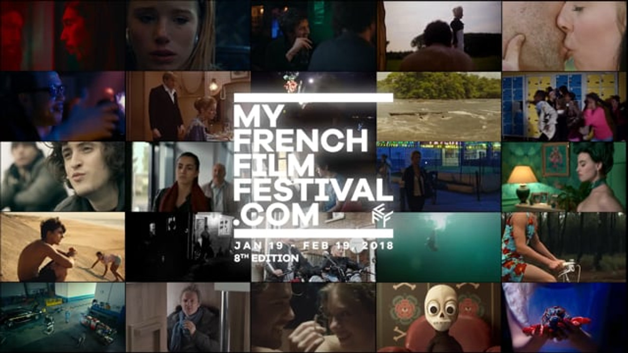 Bande annonce - MyFrenchFilmFestival 2018