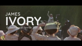 Bande annonce - James Ivory (Cinémathèque, 2020)