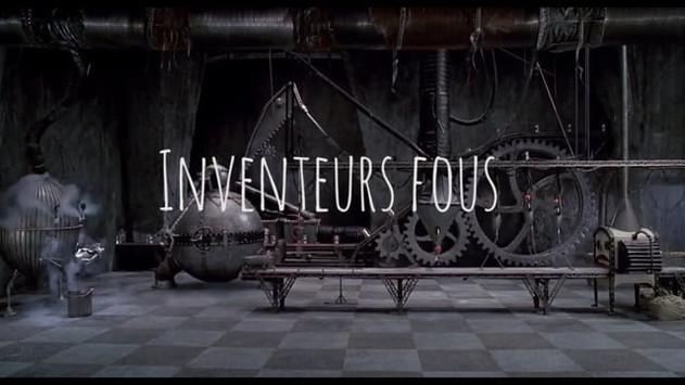 Bande annonce - Inventeurs Fous (Cinémathèque, 2020)