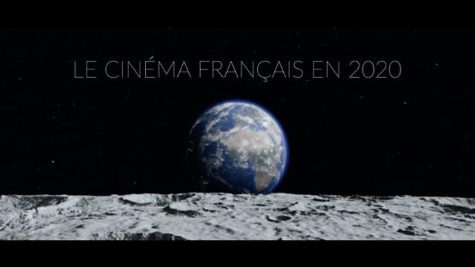 Le cinéma français dans le monde en 2020