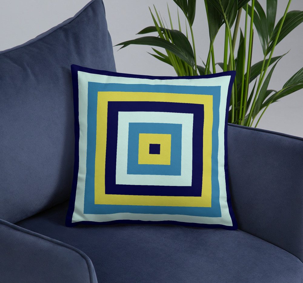 graduated square pillow cover starting at $28