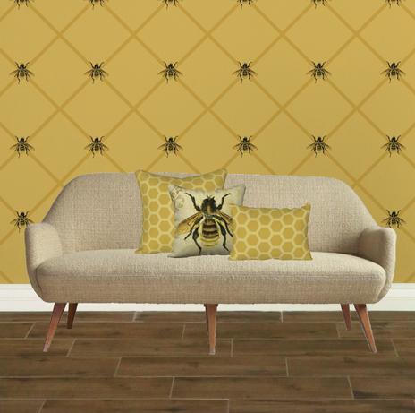 bee-wall-paper-mockup.png