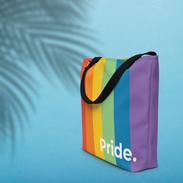 Pride Stripe Tote