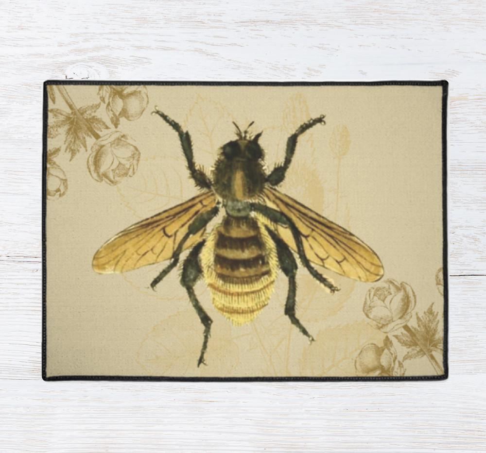 """24"""" X 18"""" Queen Bee Door Mat $35 to purchase use link below"""
