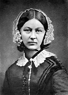 Monday Motivation with Florence Nightingale