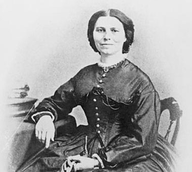 Monday Motivation with Clara Barton