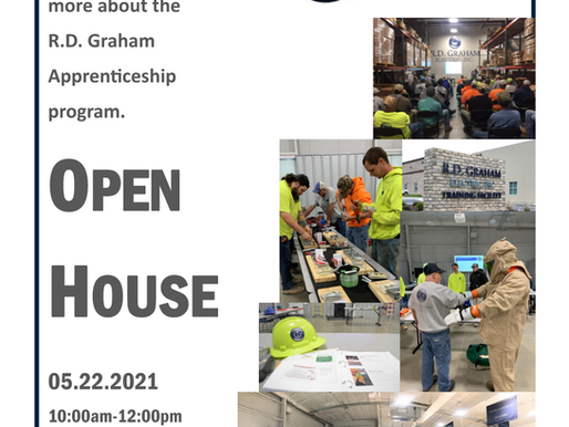 RDGE Is Hosting An Open House!