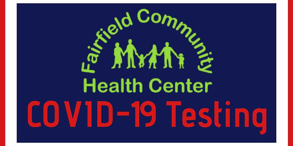 Free COVID19 Testing