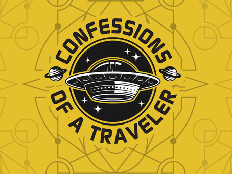 Now on Audio!! Confessions of a Traveler: The Observations of Alien 597