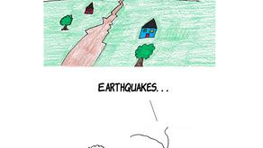 Cucaracha Tales - Natural Disaster - Earthquakes