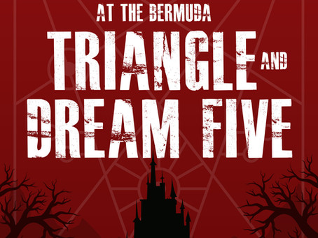 I Lost My Compass At the Bermuda Triangle and Dream Five Available on Amazon