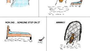 Cucaracha Tales - Nightmare