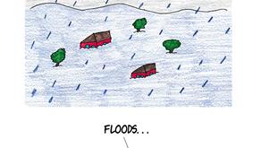 Cucaracha Tales - Natural Disaster - Floods