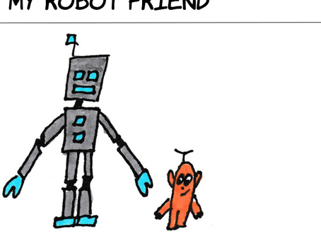 My Robot Friend