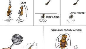 Cucaracha Tales - The Freeze Game
