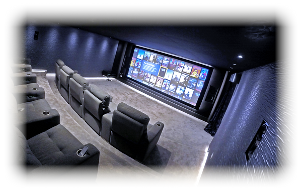 Awesome Home Cinema