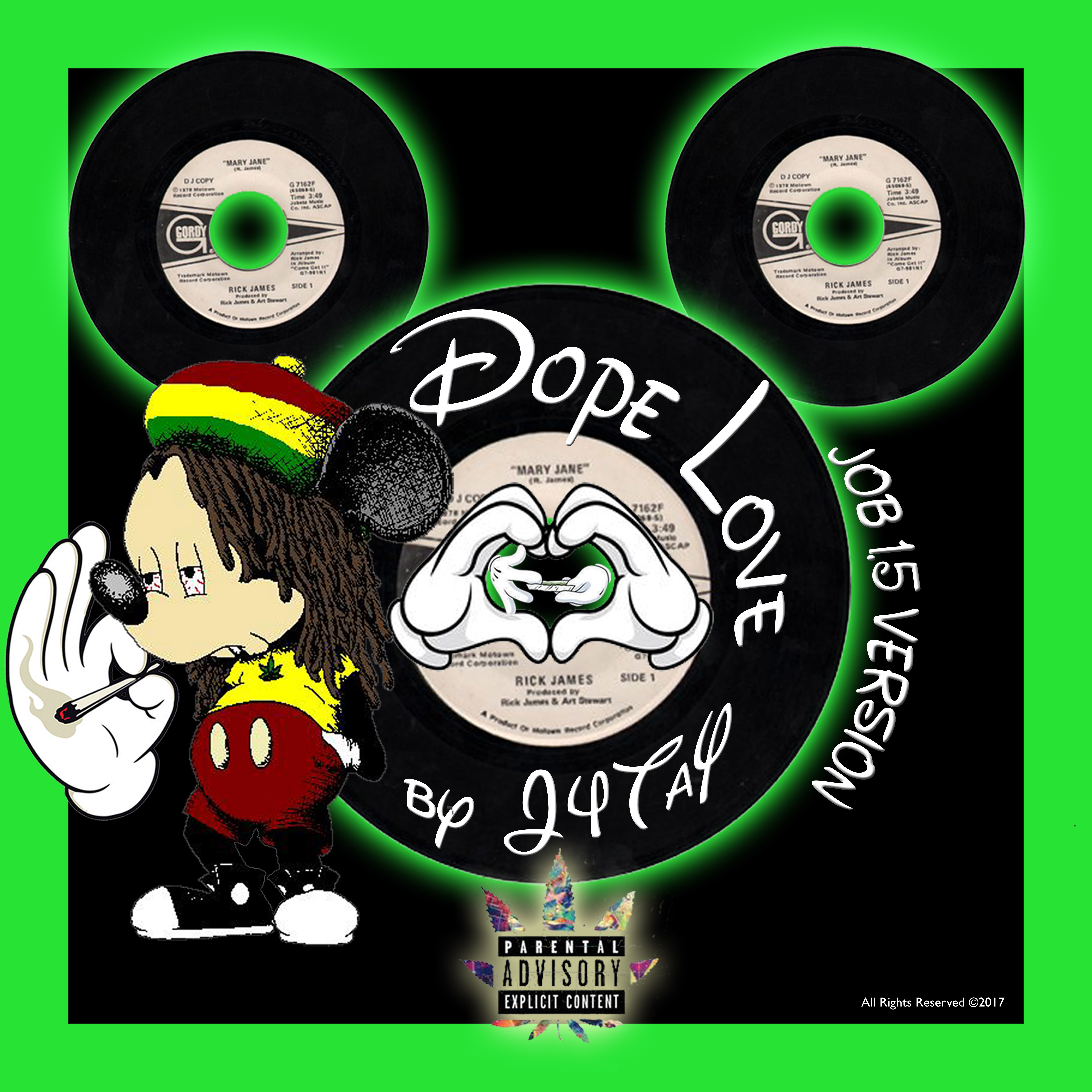 dope love coverJOB_