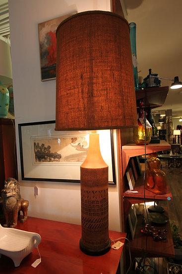 SOLD - Mid-Century Ceramic Lamp