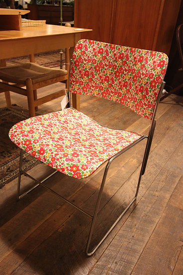 Decoupaged David Rowland Chair