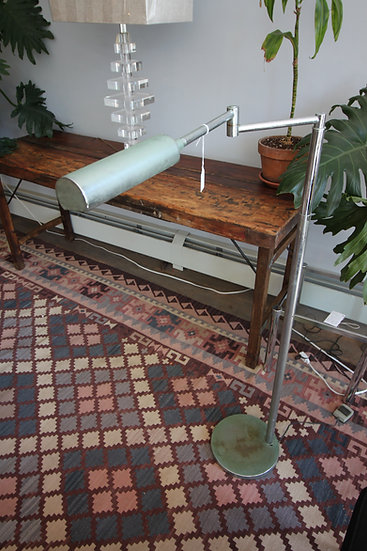 Modern Nessen Floor Lamp