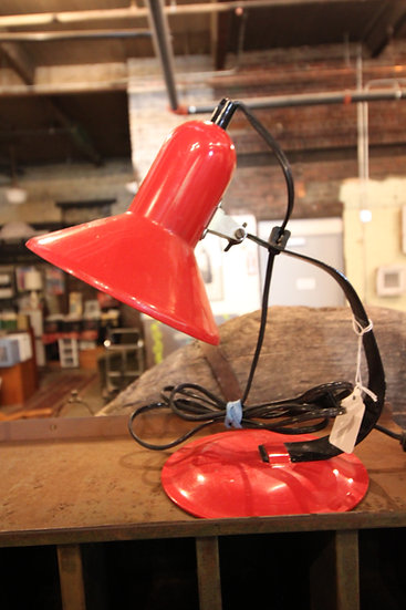 SOLD - Vintage Reading Lamp