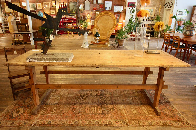 SOLD - Hungarian Work Table